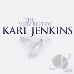 Jenkins, Karl - Very Best of Karl Jenkins CD Cover Art