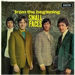Small Faces - From the Beginning CD Cover Art