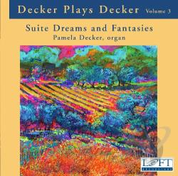 Decker - Decker plays Decker, Vol. 3 CD Cover Art