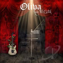 Oliva, Jon - Raise the Curtain CD Cover Art