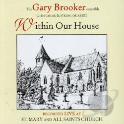 Brooker, Gary - Within Our House CD Cover Art