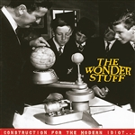 Wonder Stuff - Construction For The Modern Idiot CD Cover Art