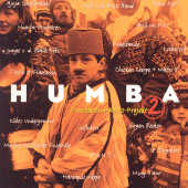Humba 2-Fastlovend Roots CD Cover Art