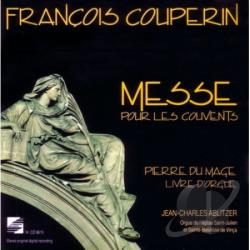 Ablitzer, Jean - Couperin:Couvent Mass CD Cover Art