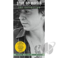 Vaughan, Stevie Ray - Collection CD Cover Art