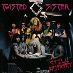 Twisted Sister - Still Hungry CD Cover Art