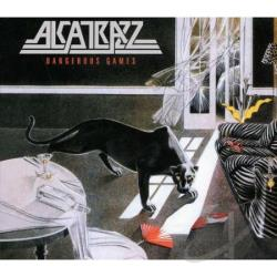 Alcatrazz - Dangerous Games CD Cover Art
