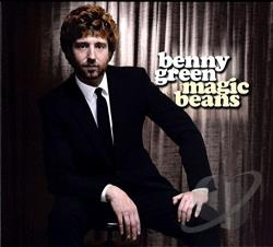 Green, Benny - Magic Beans CD Cover Art