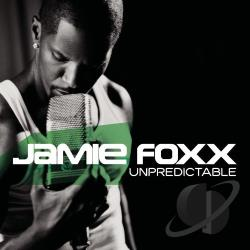 Foxx, Jamie - Unpredictable CD Cover Art