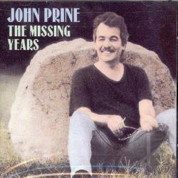 Prine, John - Missing Years CD Cover Art