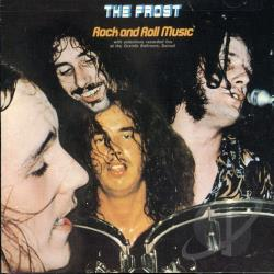 Frost - Rock and Roll Music CD Cover Art