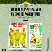Accadde Al Penitenziario / U - Ost CD Cover Art