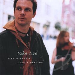 McCabe, Sean - Take Two CD Cover Art