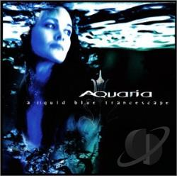 Arkenstone, Diane - Aquaria: A Liquid Blue Trancescape CD Cover Art