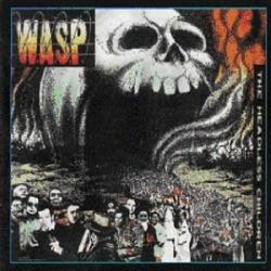 W.A.S.P. - Headless Children CD Cover Art