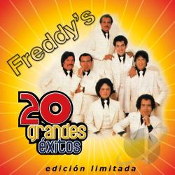 Los Freddy's - 20 Grandes Exitos CD Cover Art