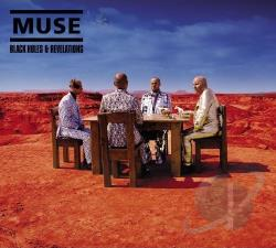 Muse - Black Holes and Revelations CD Cover Art