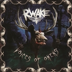 Rwake - Voices of Omens CD Cover Art