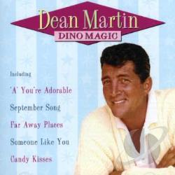 Martin, Dean - Dino Magic CD Cover Art