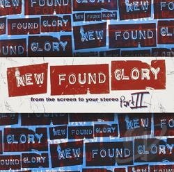 New Found Glory - From the Screen to Your Stereo, Vol. 2 CD Cover Art