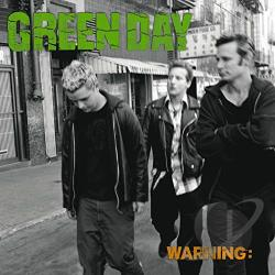 Green Day - Warning LP Cover Art