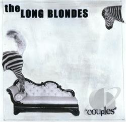 Long Blondes - Couples CD Cover Art