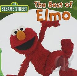 Elmo from Sesame Street / Sesame Street - Best of Elmo CD Cover Art