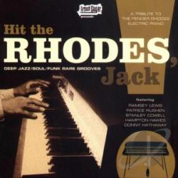 Hit The Rhodes-Jack - Hit The Rhodes Jack LP Cover Art