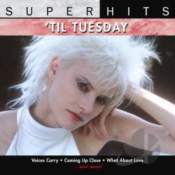'Til Tuesday - Super Hits CD Cover Art