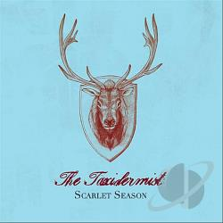 Scarlet Season - Taxidermist CD Cover Art