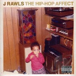 Rawls, J. - Hip-Hop Affect CD Cover Art
