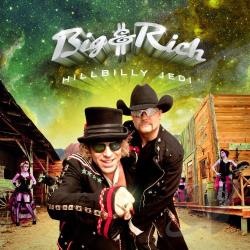 Big & Rich - Hillbilly Jedi CD Cover Art