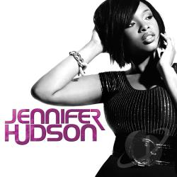 Hudson, Jennifer - Jennifer Hudson CD Cover Art