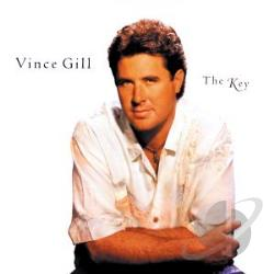 Gill, Vince - Key CD Cover Art