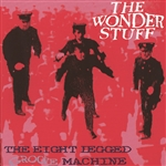 Wonder Stuff - Eight Legged Groove Machine CD Cover Art