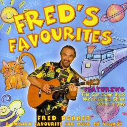 Fred Penner The Cat Came Back Cd