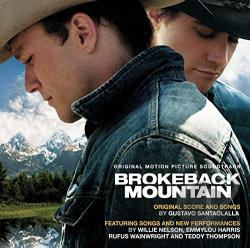 Santaolalla, Gustavo - Brokeback Mountain CD Cover Art