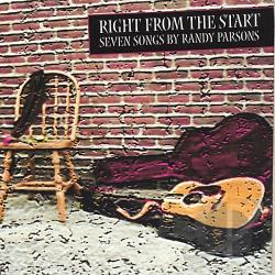 Parsons, Randy - Right from the Start CD Cover Art