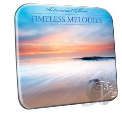 3 CD Tin - Instrumental Moods: Timeless Melodies CD Cover Art