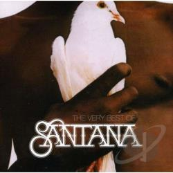 Santana - Very Best Of Santana CD Cover Art