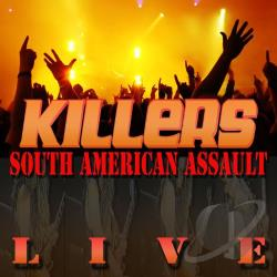 Killers - South American Assault 1994 CD Cover Art