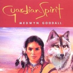 Goodall, Medwyn - Guardian Spirit CD Cover Art