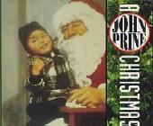 Prine, John - John Prine Christmas CD Cover Art