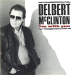McClinton, Delbert - I'm with You CD Cover Art