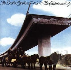Doobie Brothers - Captain & Me CD Cover Art