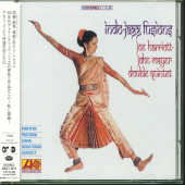 Harriott, Joe / Mayer, John - Indo Jazz Suite & Indo Jazz Fusions CD Cover Art