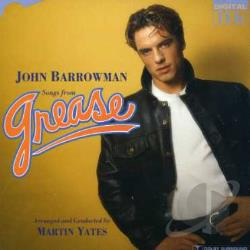 Barrowman, John - Grease CD Cover Art