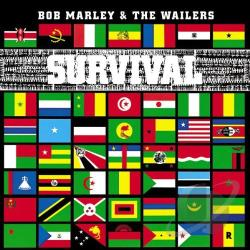 Marley, Bob & The Wailers - Survival CD Cover Art