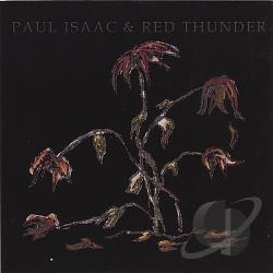 Isaac, Paul & Red Thunder - Broken Flowers CD Cover Art