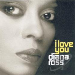 Ross, Diana - I Love You CD Cover Art
